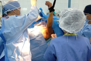 Dislocated shoulder open reduction 2 - OSI Pysical Therapy