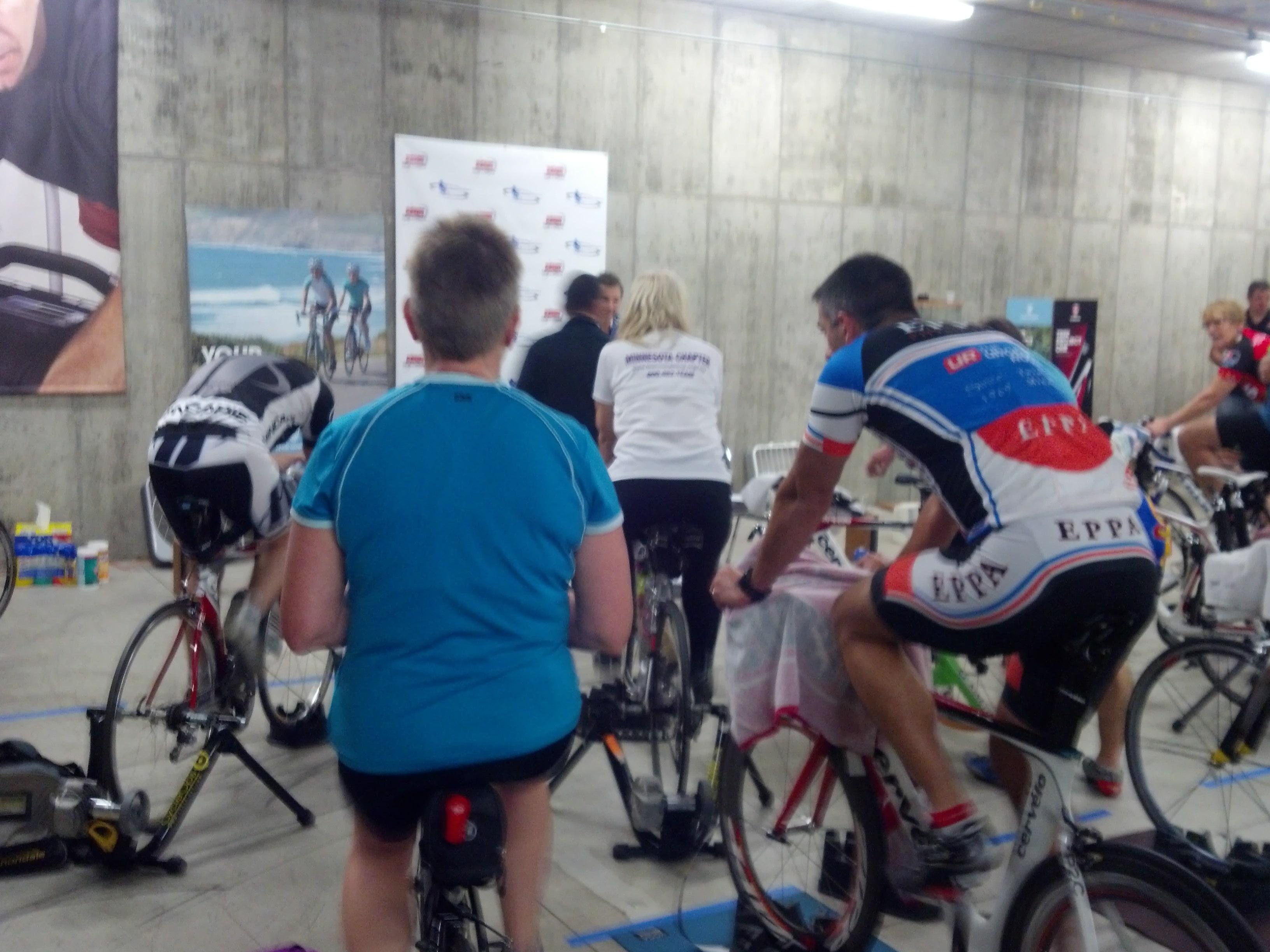 Penn Cycle Indoor Training 2