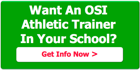 Put an athletic trainer in your school - OSI Physical Therapy