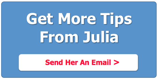 Help your healthTips from Julia