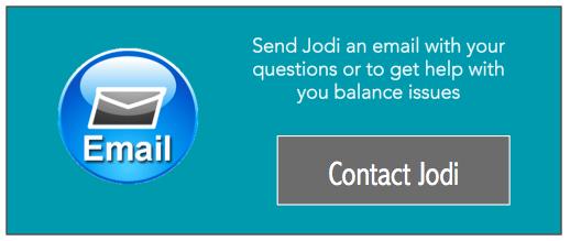 Contact Jodi - balance training physical therapy OSI