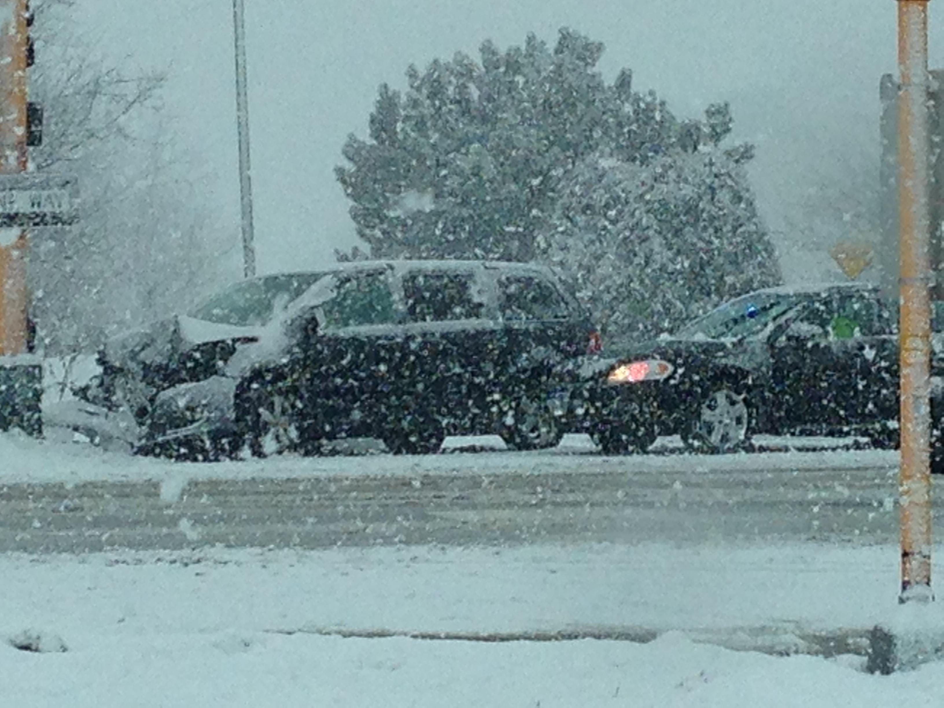 Crash - Minnesota winter storm - OSI Physical Therapy 1