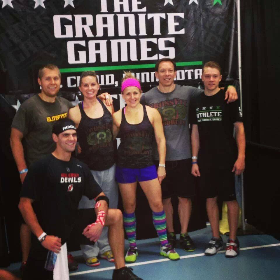 Granite Game Group Pic