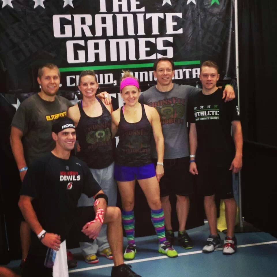 Granite Game Group Pic
