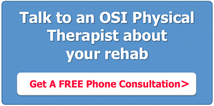 rotator cuff - Talk to an OSI Physical Therapist about rehab
