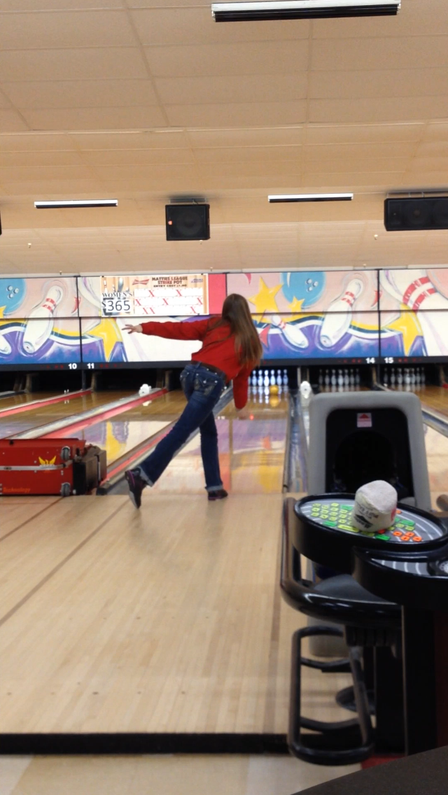 Bowling - OSI Making of a Champion Series Featuring Emily Janisch