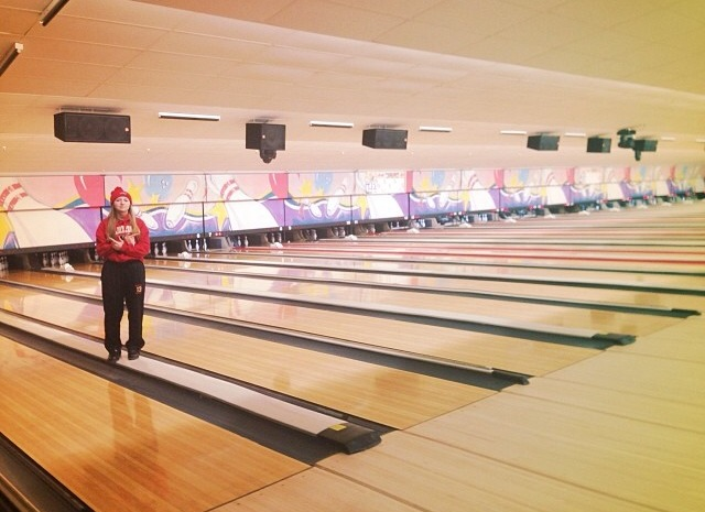 Bowling lanes - OSI Making of a Champion Series Featuring Emily Janisch