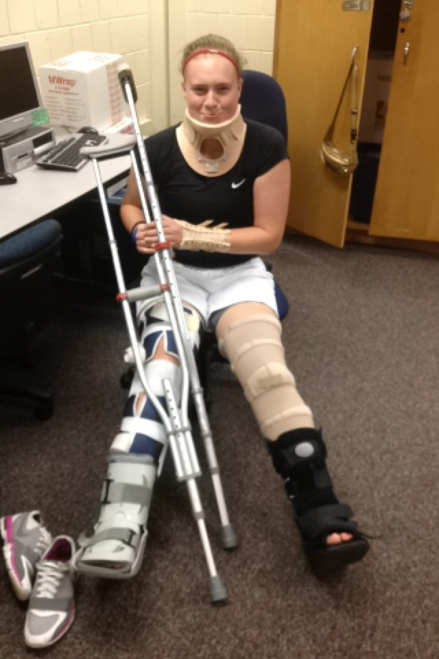 Crutches - Athletic Training, tricks of the trade at OSI Physical Therapy