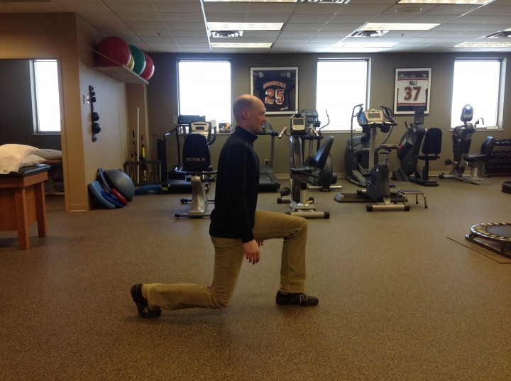 Lunges - OSI Physical Therapy