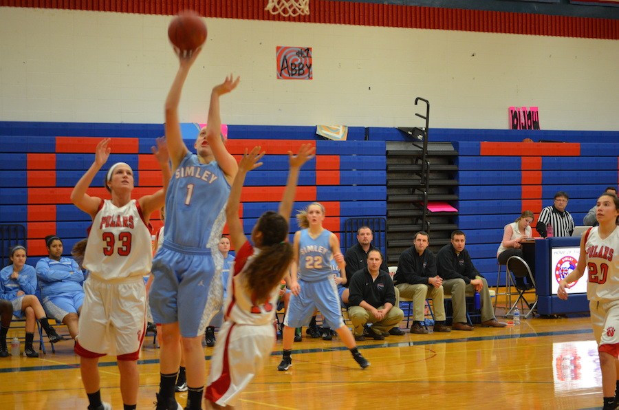 Making of A Champion - Abby Kain playing basketball