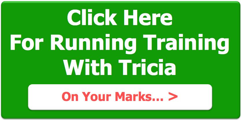 Running training Tricia