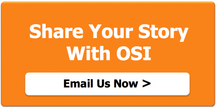 Share your story orange