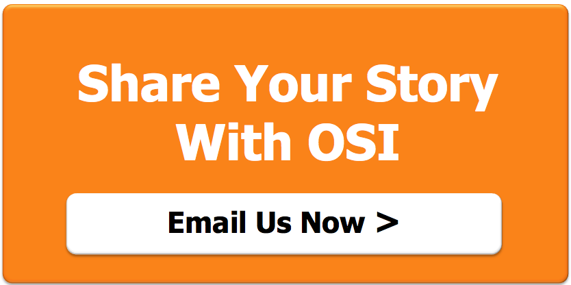 Share your story with OSI