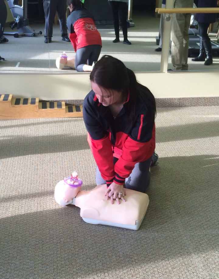 First Aid Recertification Tips - OSI Physical Therapy age