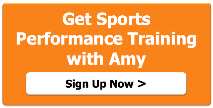 sports training with Amy - Fall Prevention
