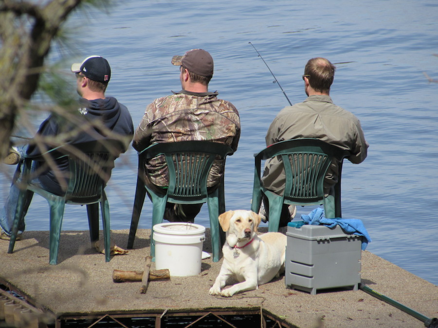 Fishing Opener 2014 - OSI Physical Therapy 1