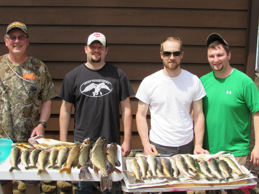 Fishing Opener 2014 - OSI Physical Therapy 4