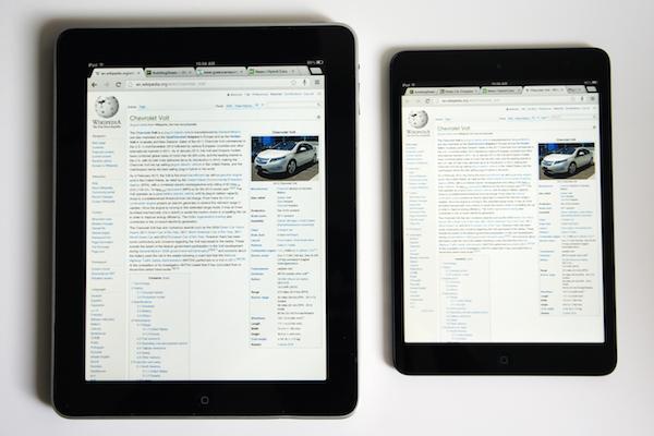 iPad Mini & iPad 1st gen