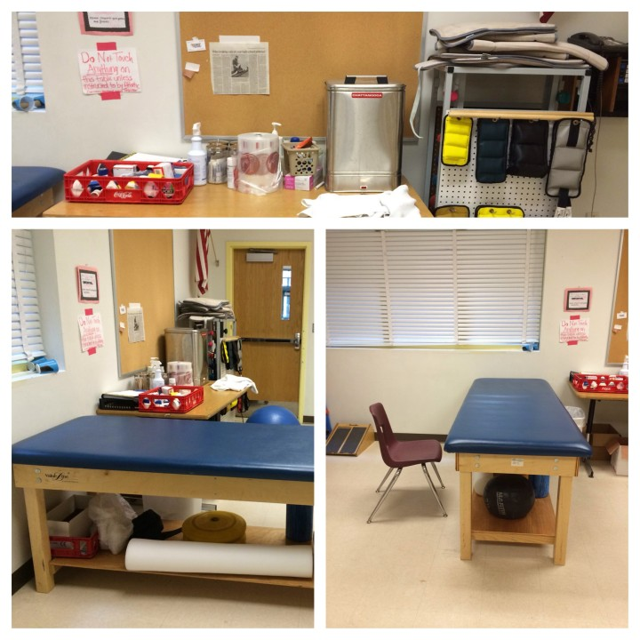 The Athletic Training Room ATRs - Alli [2]