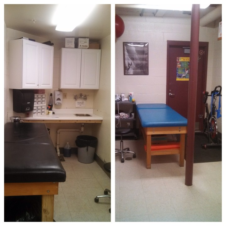 The Athletic Training Room ATRs - Alli [3]