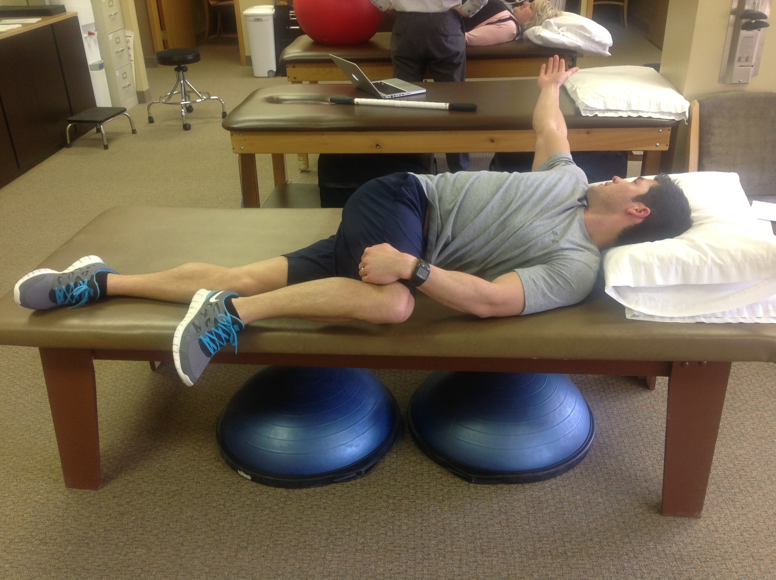 Golf Exercise Tip | Photo Gallery | OSI