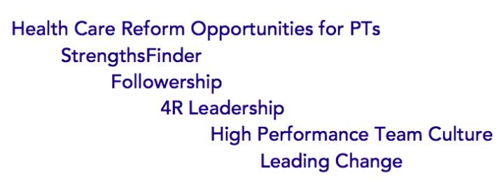 Leadership Edge Text