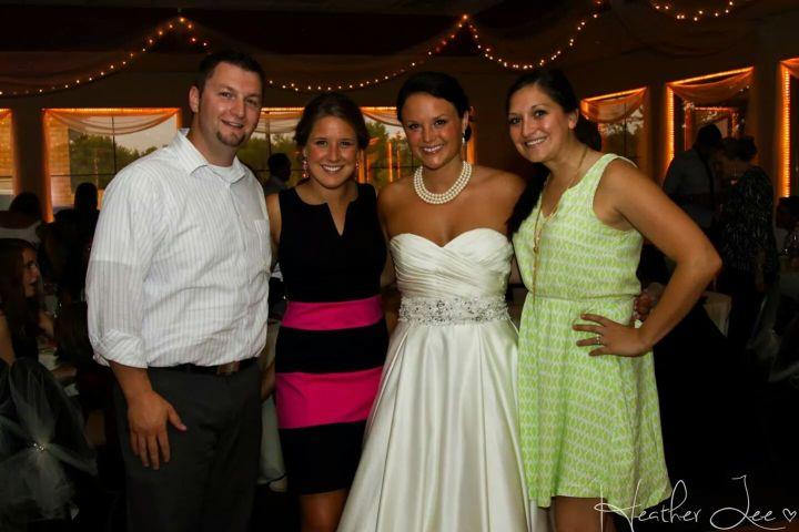 Alli wedding - My West Saint Paul OSI Family