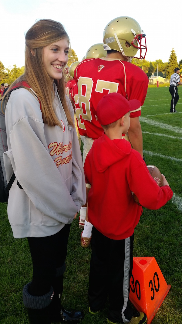 Footbal sideline - Recap Of The Fall season At Henry Sibley High School 01