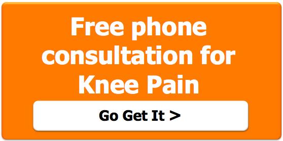 Knee pain phone consult