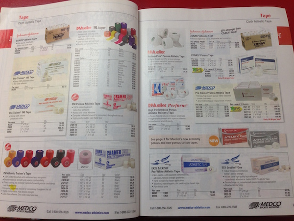 Medco catalog - OSI Physical Therapy 1