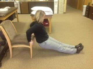 Bingo Arms - OSI Physical Therapy 1