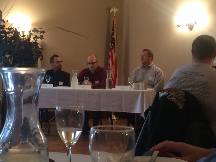 Forest Lake Chamber of Commerce Annual Meeting Panel