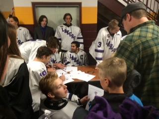 Forest Lake Jr Hockey Team - OSI 4
