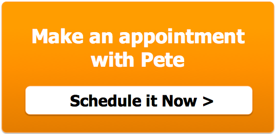 Appt with Pete