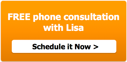Free phone consult with Lisa