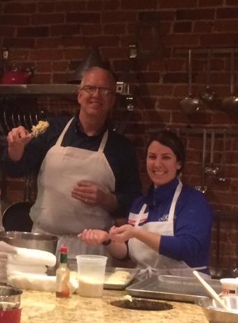 Jim and Sarah - Holiday Leadership And Team Building