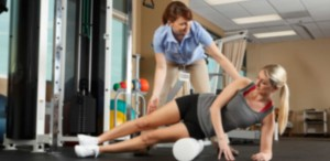 woman-helping-trainer