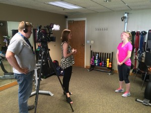 Megan - KSTP Twin Cities Live Segment