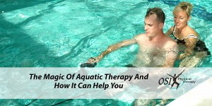 Aquatic Therapy And How It Can Help